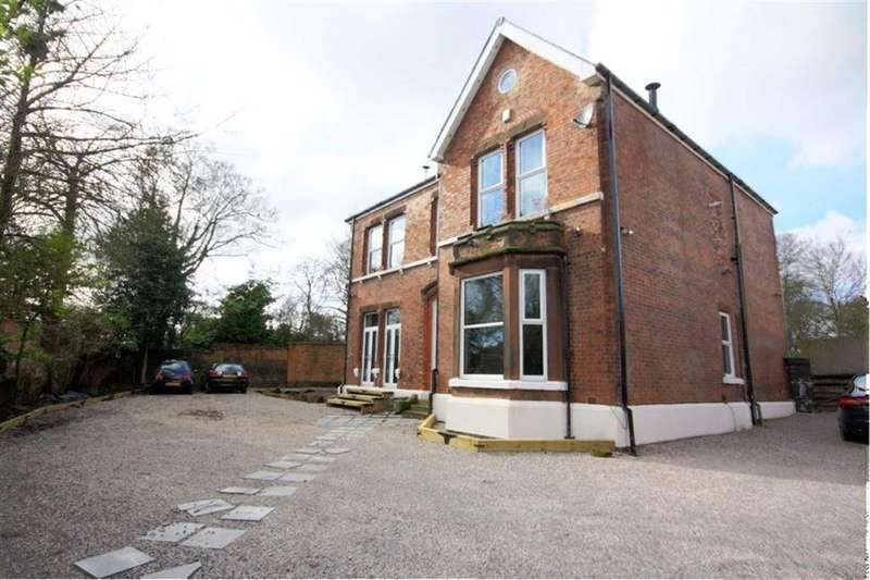 5 Bedrooms Detached House for sale in Prescot Road, Taylor Park, St Helens, WA10