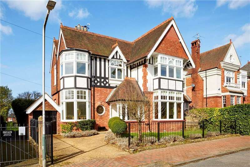 5 Bedrooms Detached House for sale in Earls Road, Tunbridge Wells, Kent, TN4