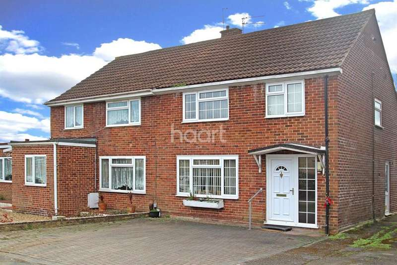 3 Bedrooms Semi Detached House for sale in Commonside Road