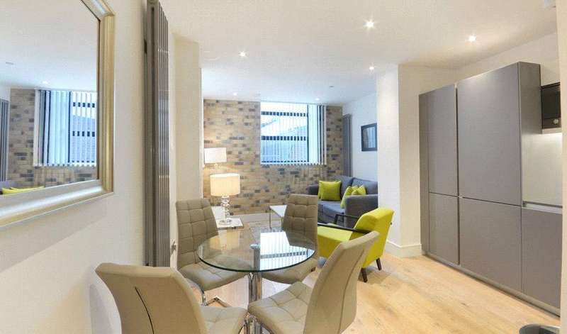 2 Bedrooms Flat for rent in Carlow House, Carlow Street, London, NW1