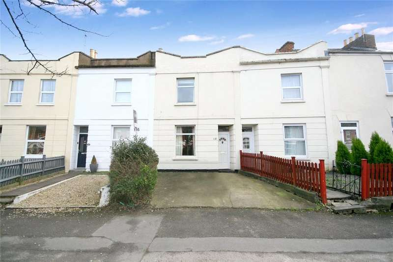 3 Bedrooms Terraced House for sale in Gloucester Road, Cheltenham, GL51
