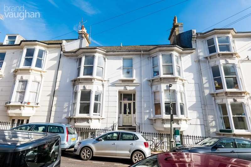 3 Bedrooms Maisonette Flat for sale in College Road, Brighton, BN2