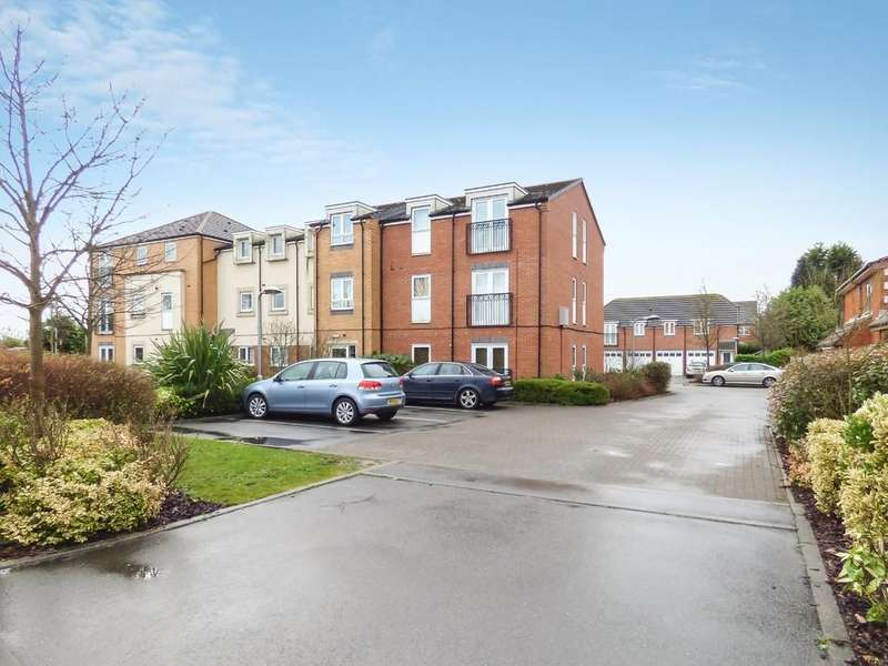 2 Bedrooms Apartment Flat for sale in Howell Mews, Wolseley Road, Rugeley