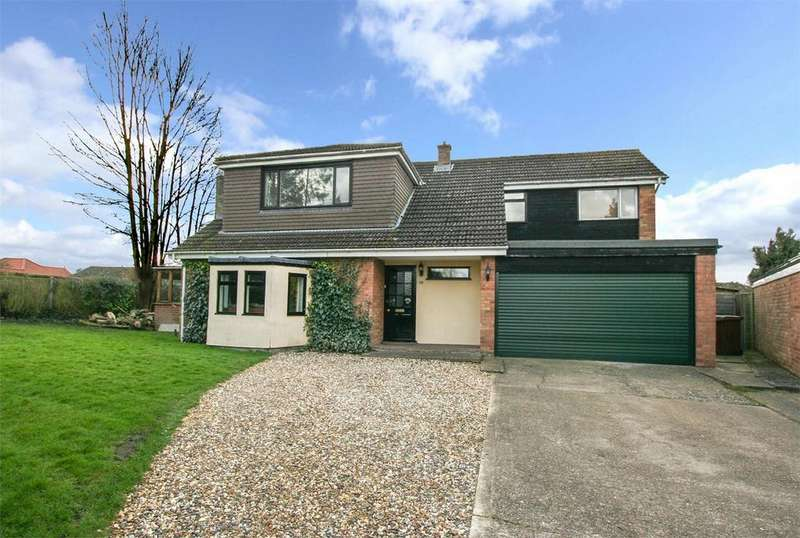 5 Bedrooms Detached House for sale in Bellmere Way, Saham Toney, Norfolk