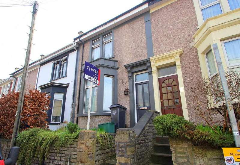 2 Bedrooms Terraced House for sale in West Street, Bedminster, BRISTOL, BS3