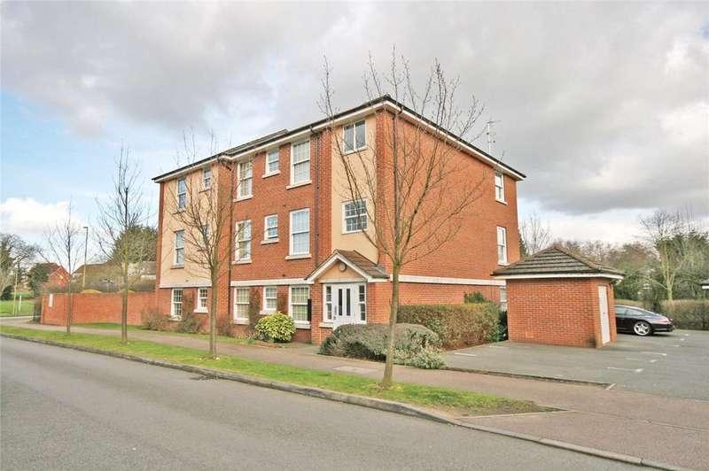 2 Bedrooms Flat for sale in Merrifield Court, Welwyn Garden City, Hertfordshire