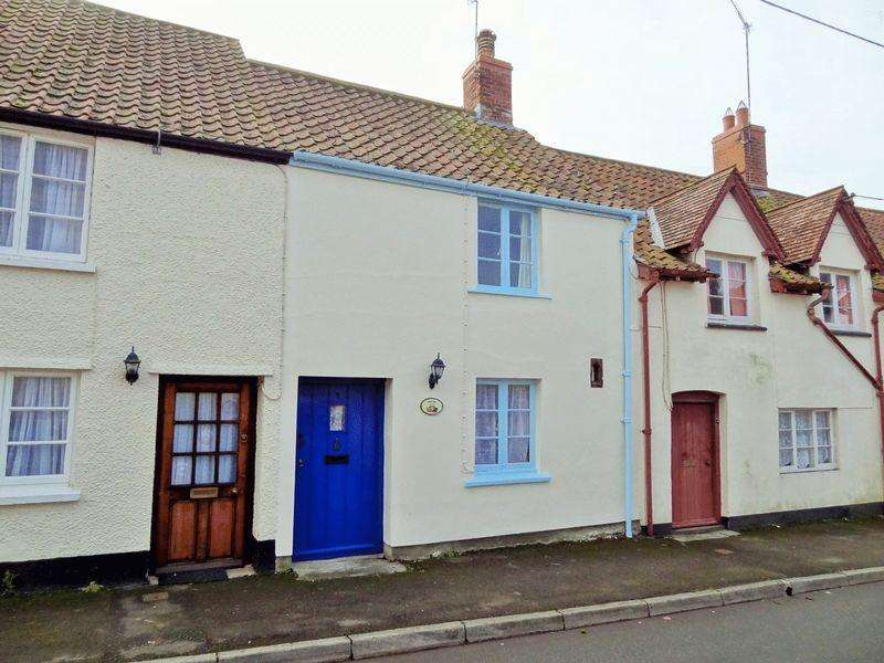 2 Bedrooms Terraced House for sale in St Andrews Road, Stogursey