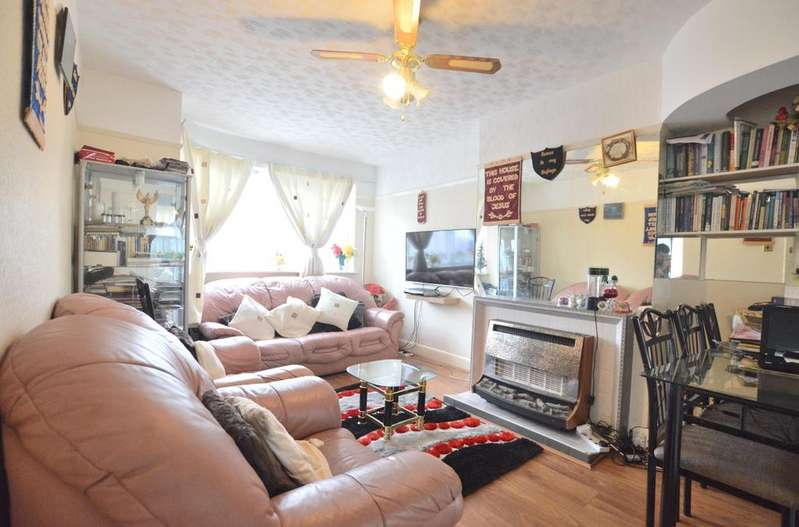 2 Bedrooms Maisonette Flat for sale in Meadowview Road Catford SE6