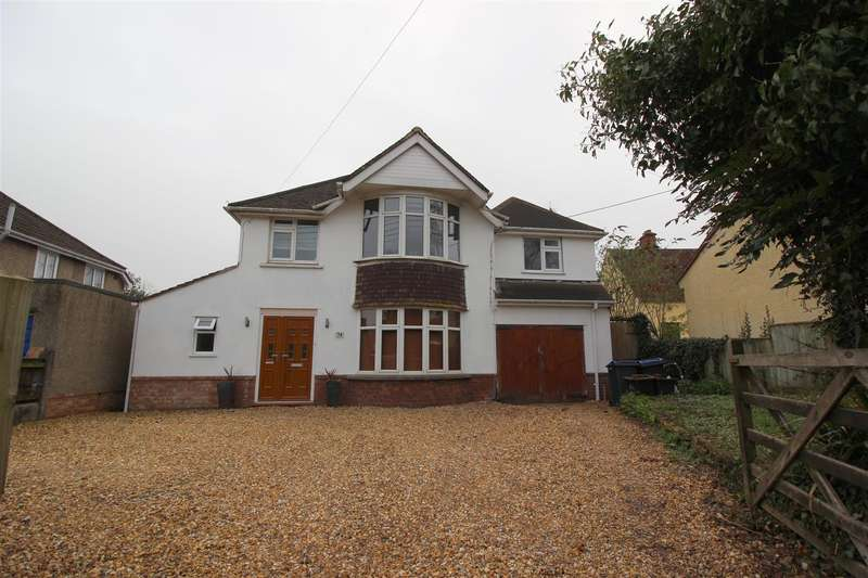 5 Bedrooms Detached House for sale in Bristol Road, Chippenham
