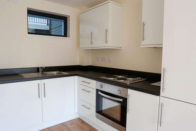 2 Bedrooms Apartment Flat for sale in City Tower, Watery Street, Sheffield S3