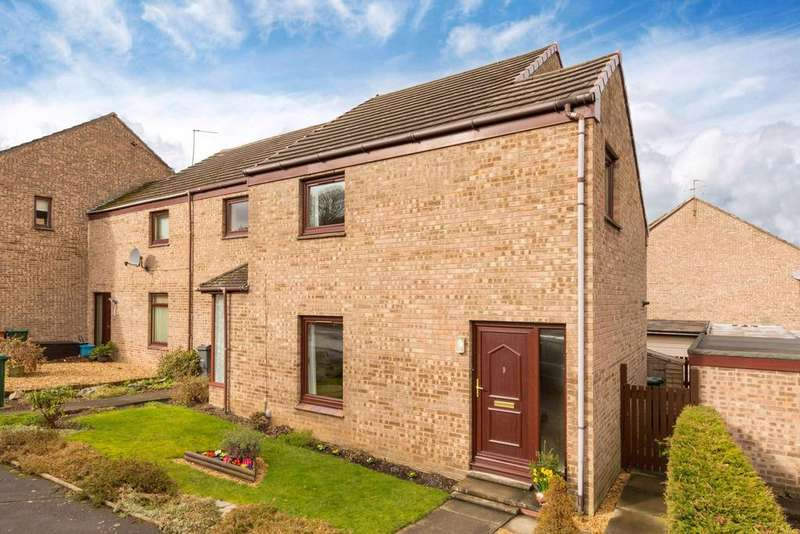 3 Bedrooms End Of Terrace House for sale in 9 Lockerby Crescent, Liberton, EH16 6XP