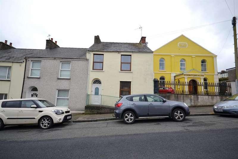 3 Bedrooms End Of Terrace House for sale in Meyrick Street, Pembroke Dock