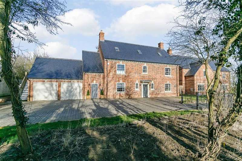 5 Bedrooms Detached House for sale in Stonton Road, Church Langton, Market Harborough