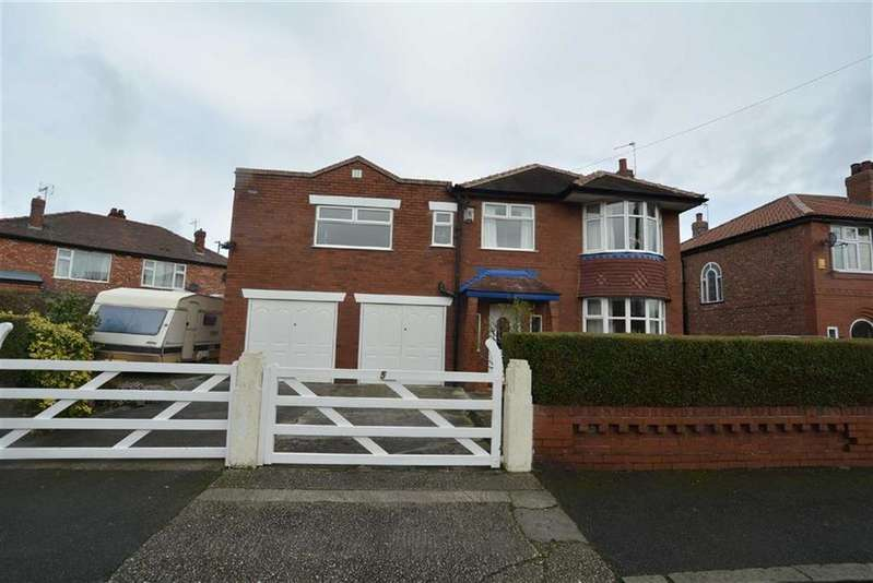 4 Bedrooms Detached House for sale in Hortree Road, STRETFORD