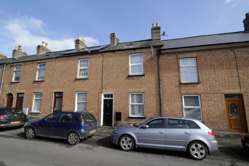 3 Bedrooms Terraced House for sale in John Street, Tiverton