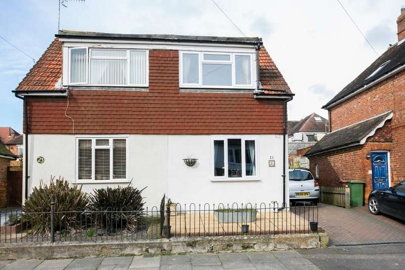 3 Bedrooms Semi Detached House for sale in Wolseley Road, Tunbridge Wells