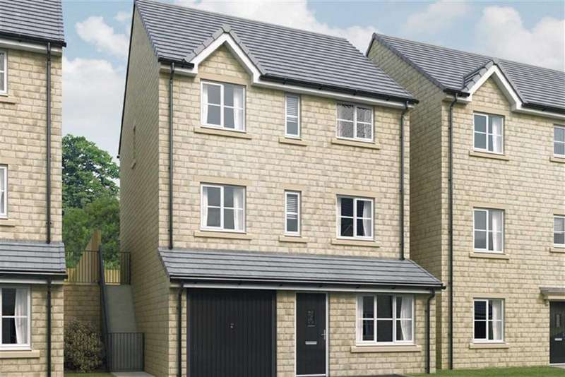4 Bedrooms Detached House for sale in The Firth, Lindley, Huddersfield, HD3