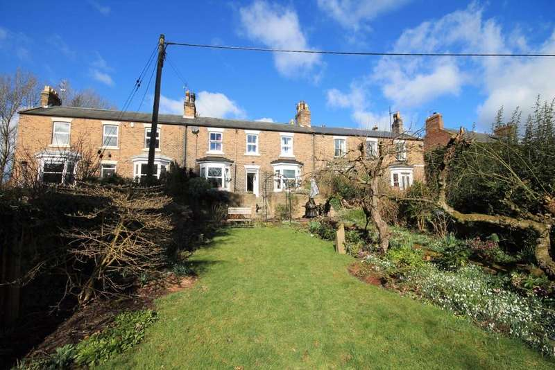 4 Bedrooms Town House for sale in Brancepeth Terrace Willington, Crook