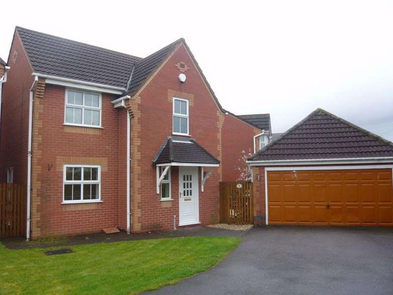 3 Bedrooms Detached House for sale in Cosgrove Avenue, Sutton-In-Ashfield, Notts, NG17