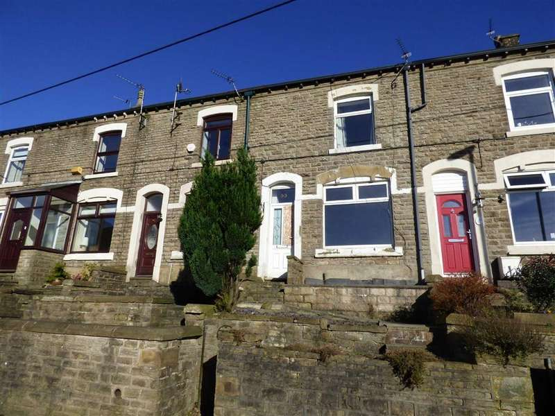 2 Bedrooms Terraced House for sale in Under Lane, Grotton, Oldham, OL4