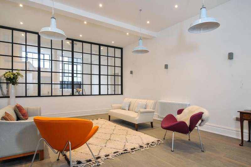 2 Bedrooms Flat for sale in Church Street, Chiswick, W4
