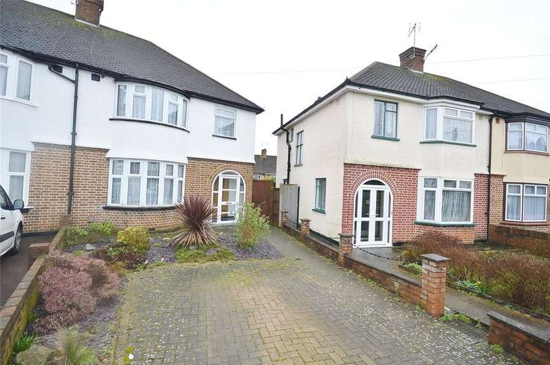 3 Bedrooms Semi Detached House for sale in Lansdowne Close, Garston, Hertfordshire, WD25