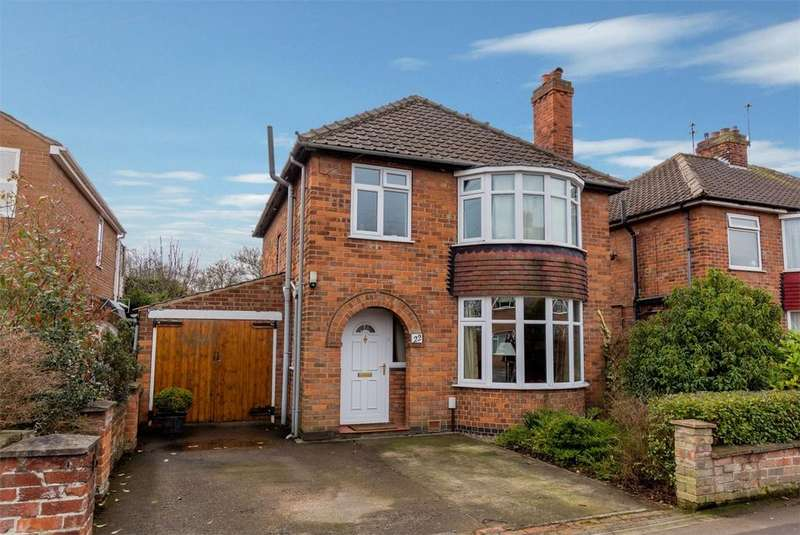 3 Bedrooms Detached House for sale in Yearsley Grove, Huntington, York