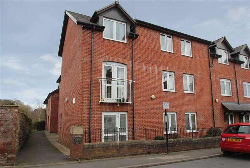 1 Bedroom Retirement Property for sale in Burgess Court, Ludlow