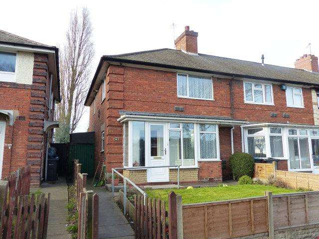 3 Bedrooms Semi Detached House for sale in Tyburn Road,Erdington,Birmingham