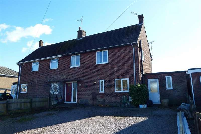 3 Bedrooms Semi Detached House for sale in Mill Lane, Whaplode