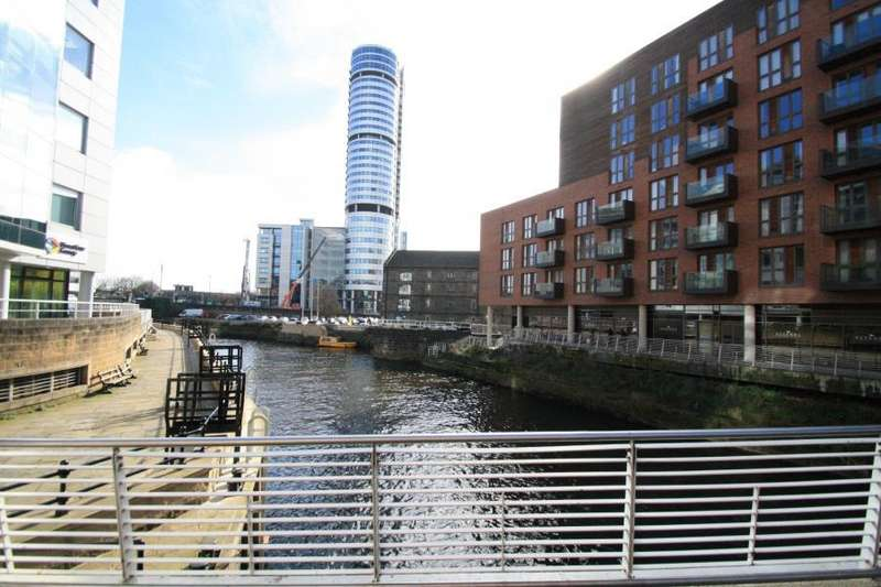 1 Bedroom Apartment Flat for sale in BLUE, 3 LITTLE NEVILLE STREET, LEEDS, LS1 4ED