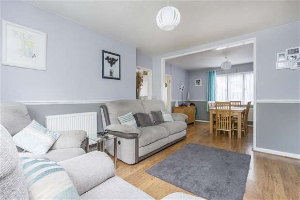 3 Bedrooms Terraced House for sale in Brockill Crescent, Brockley
