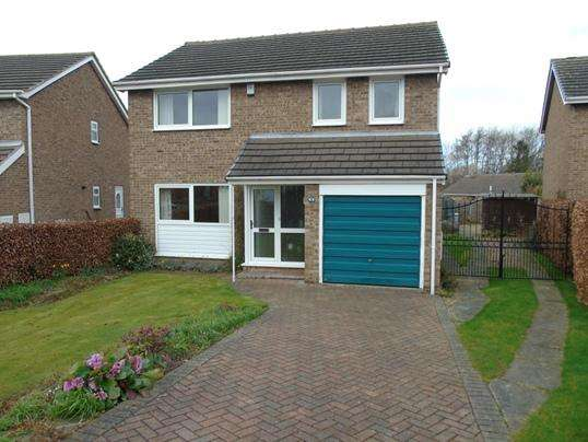 4 Bedrooms Detached House for sale in 7 Sorrento Way, Darfield, Barnsley, S73 9RN
