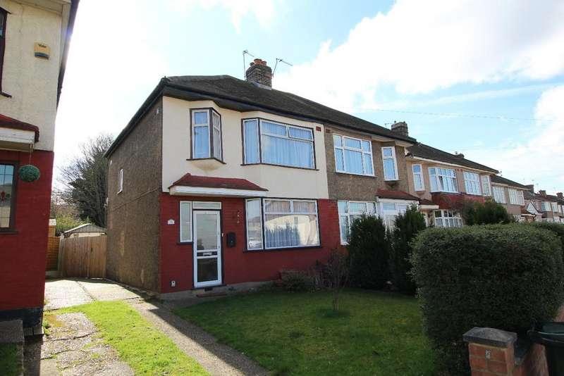 3 Bedrooms Semi Detached House for sale in Swaisland Road Dartford DA1