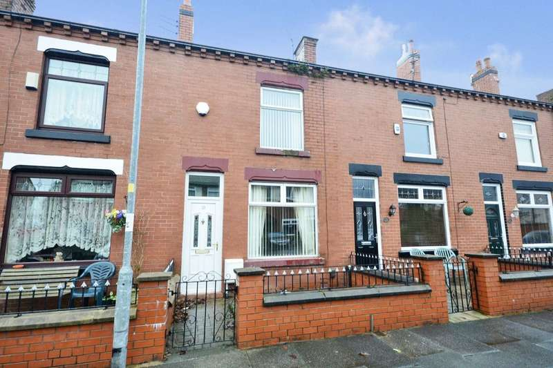 2 Bedrooms Property for sale in Grant Street, Farnworth, Bolton, BL4