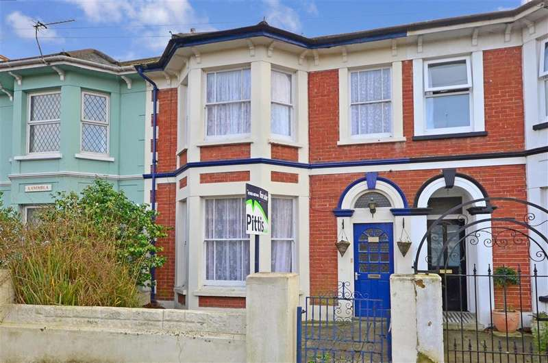 4 Bedrooms Terraced House for sale in Station Avenue, Sandown, Isle of Wight