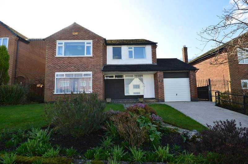 5 Bedrooms Detached House for sale in Daylesford Crescent, Cheadle