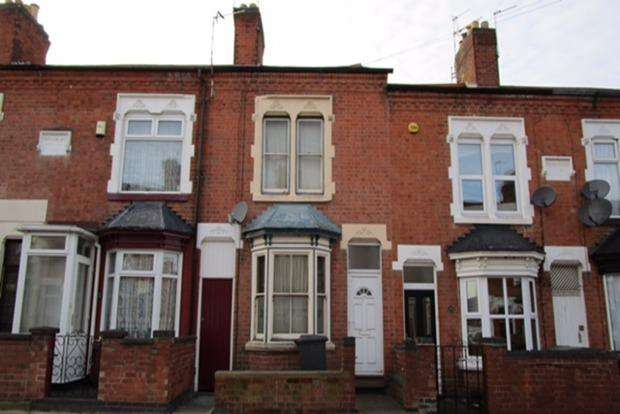 2 Bedrooms Terraced House for sale in Newport Street, Leicester, LE3