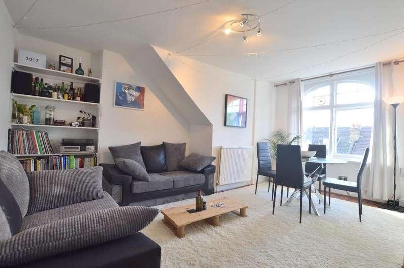 2 Bedrooms Flat for sale in Holmdene Avenue London SE24