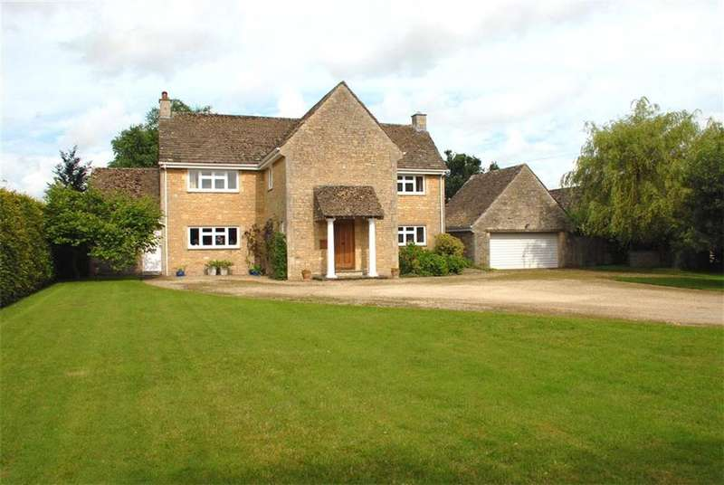 4 Bedrooms Detached House for sale in Lea, Malmesbury, Wiltshire, SN16