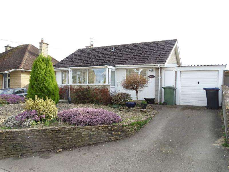2 Bedrooms Detached Bungalow for sale in The Street, Broughton Gifford