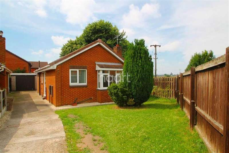 2 Bedrooms Bungalow for sale in Homestead Garth, Hatfield