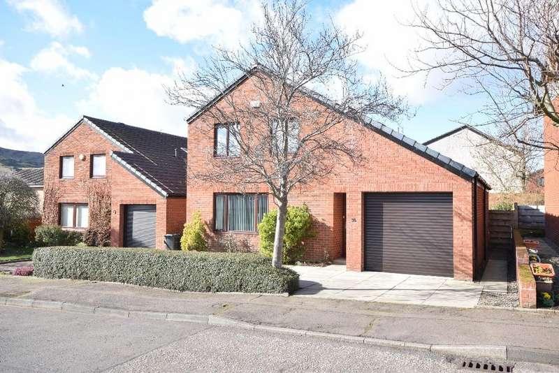 4 Bedrooms Detached House for sale in 36 Winton Drive, Fairmilehead, Edinburgh, Midlothian, EH10 7EU