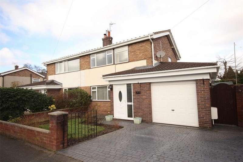 3 Bedrooms Semi Detached House for sale in Coniston Drive, Buckley, Flintshire