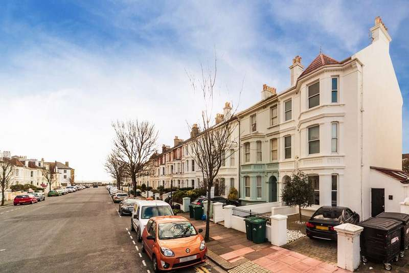 5 Bedrooms Semi Detached House for sale in Westbourne Villas, Hove, BN3