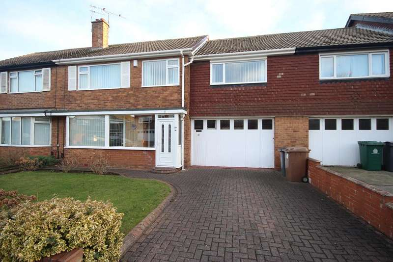 5 Bedrooms Semi Detached House for sale in Kingston Drive, Whitley Lodge, Whitley Bay, NE26
