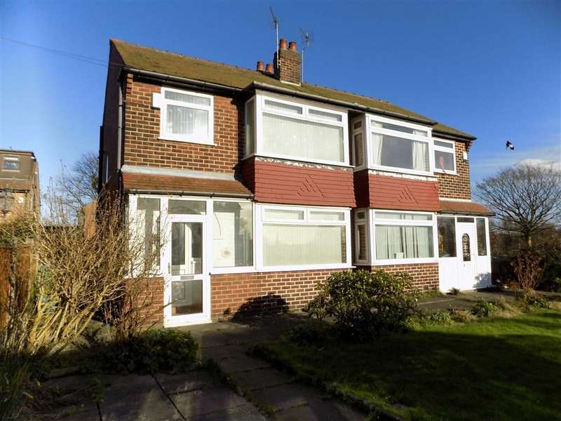 2 Bedrooms Semi Detached House for sale in Chertsey Close, Manchester