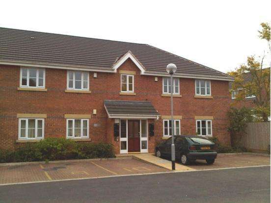 2 Bedrooms Apartment Flat for sale in Dallman Close, Hucknall, Nottingham