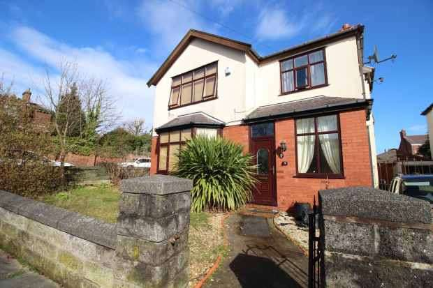 5 Bedrooms Detached House for sale in Mount Road, Wallasey, Merseyside, CH45 5JD