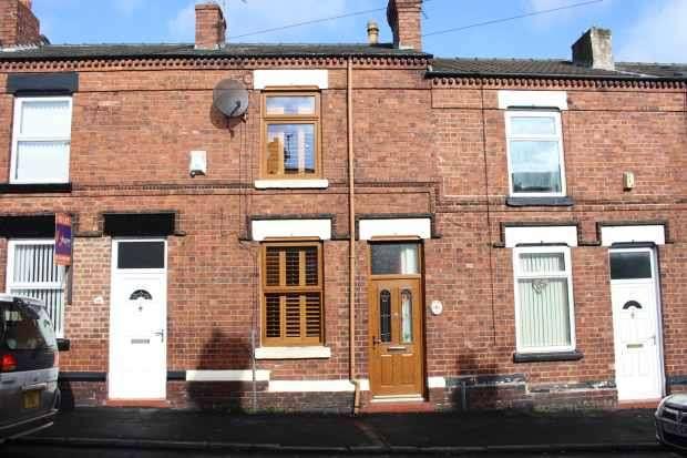 2 Bedrooms Terraced House for sale in Devon Street, St Helens, Merseyside, WA10 4HT